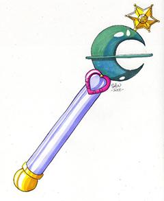 Sailor Neptune Dönüşüm Kalemi
