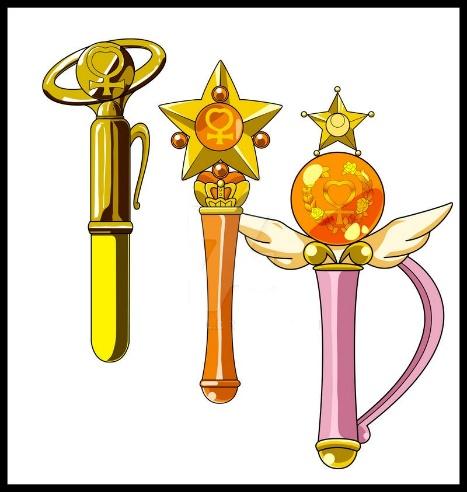 Sailor Venus Dönüşüm Kalemleri
