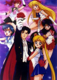 Sailor Moon Film ve Şovları