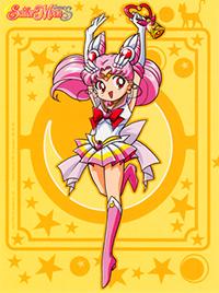 Chibi-Usa Tsukino (Sailor Chibi Moon)